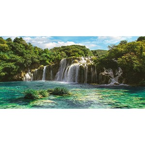 Pangea Images - Waterfall in Krka National Park, Croatia