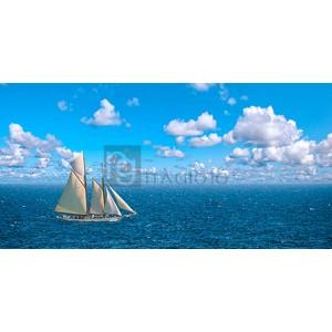 Pangea Images - Ocean Sailing
