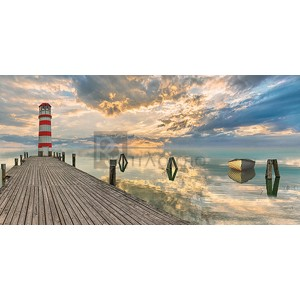 Pangea Images - Lighthouse of Tranquillity