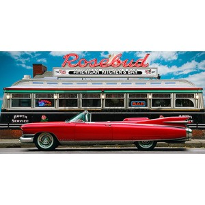 Gasoline Images - Vintage Beauty and Diner