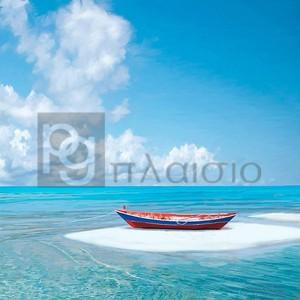 Dario Marzi - Barca sulla riva (detail)