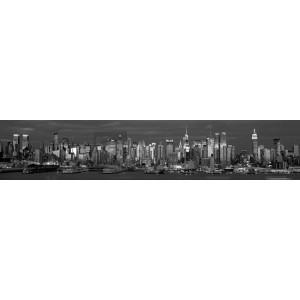 Richard Berenholtz - Manhattan Skyline at Dusk, NYC