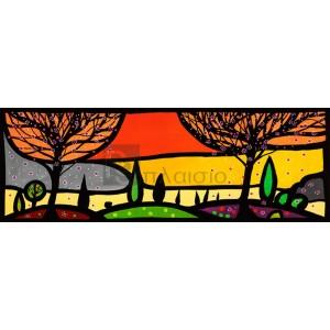 Wallas - L'autunno sulle colline