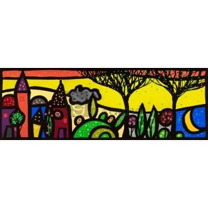 Wallas - La luna canta sul piccolo borgo