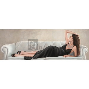 Sonya Duval - Lady Reclined