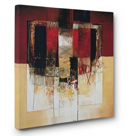 Giuliano Censini - Composizione in Rosso