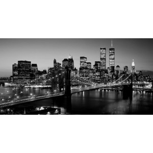 Richard Berenholtz - Brooklyn Bridge, NYC
