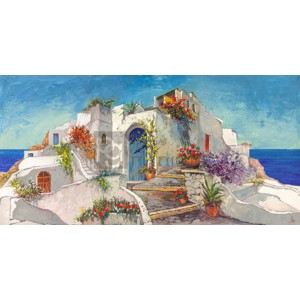Luigi Florio - Casa nelle Cicladi