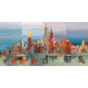 Luigi Florio - New York astratta
