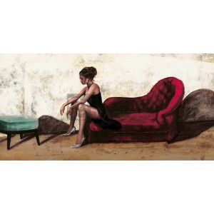 Andrea Antinori - The Red Sofa