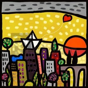 Wallas - Il cuore vive sulla piccola città
