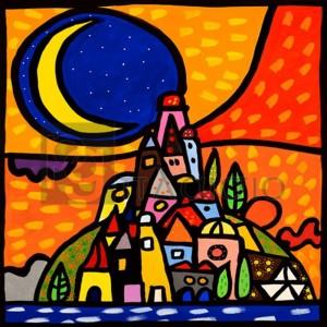 Wallas - Luna sulla collina