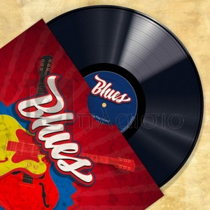 Steven Hill - Vinyl Club, Blues