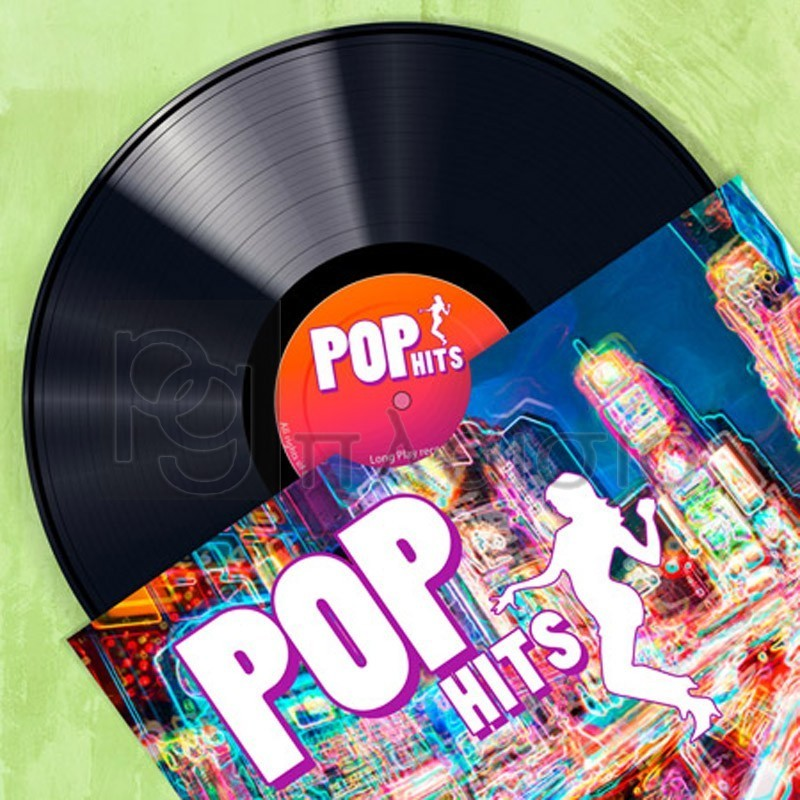 Steven Hill - Vinyl Club, Pop