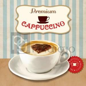 Skip Teller - Premium Cappuccino
