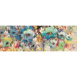 Luigi Florio - Campo di fiori in Primavera II (detail)