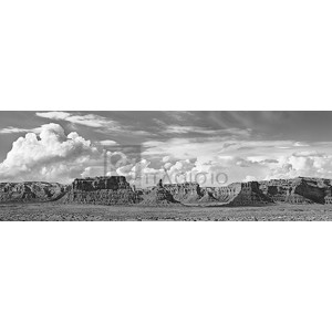 Frank Krahmer - Valley Of The Gods, Utah, USA (BW)