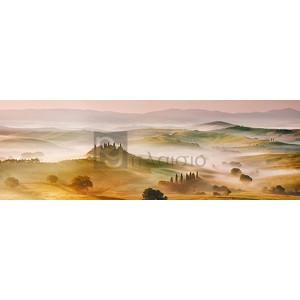 Frank Krahmer - Val d'Orcia panorama, Siena, Tuscany