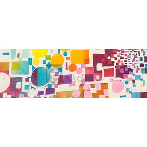 Leonardo Bacci - Multicolor Pattern VII