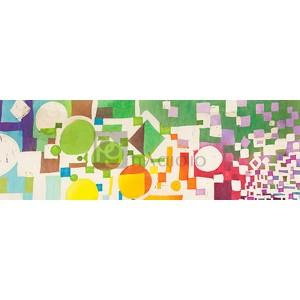 Leonardo Bacci - Multicolor Pattern VI