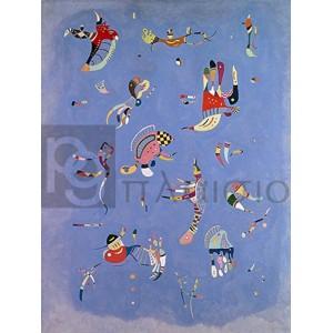 Wassily Kandinsky - Blue Sky