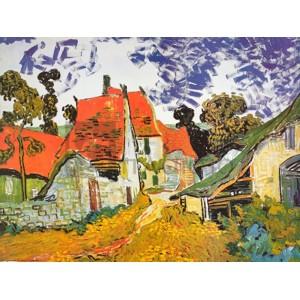 Vincent Van Gogh - Case ad Auvers