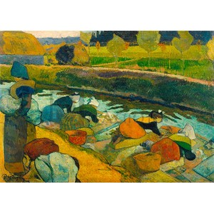 Paul Gauguin - Washerwomen