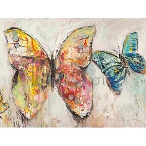 Luigi Florio - Farfalle in volo I