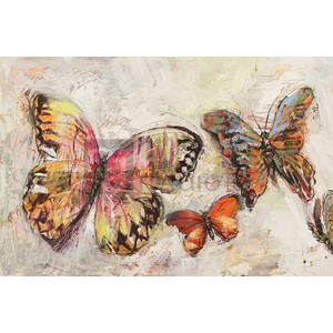 Luigi Florio - Farfalle in volo II