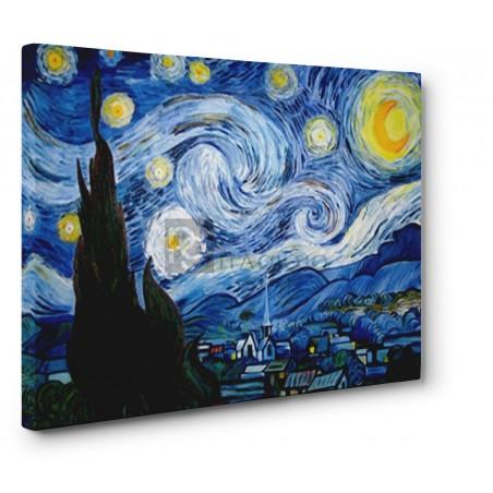 Vincent Van Gogh - Notte Stellata