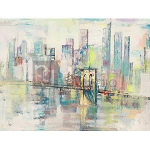Luigi Florio - Mattino a Manhattan