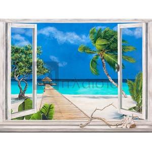 Remy Dellal - Plage tropicale