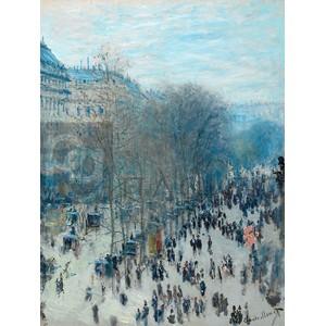 Claude Monet - Boulevard des Capucines