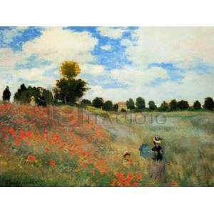 Claude Monet - Poppies