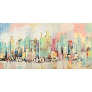 Luigi Florio - Skyline a colori