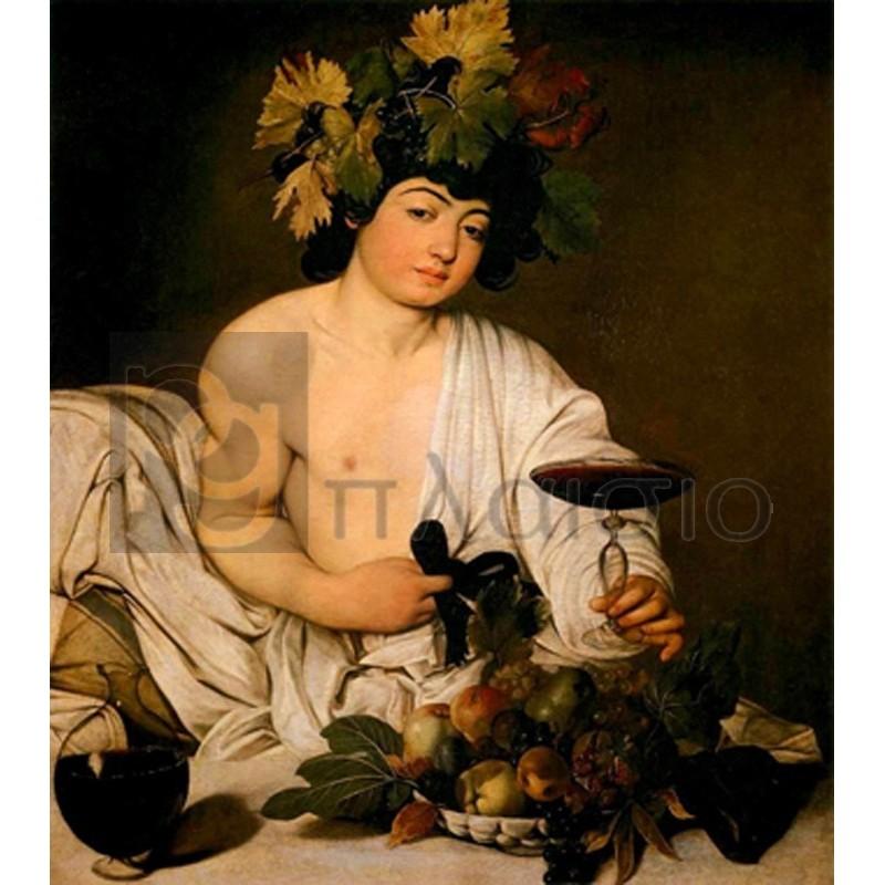 Caravaggio - Bacco Adolescente