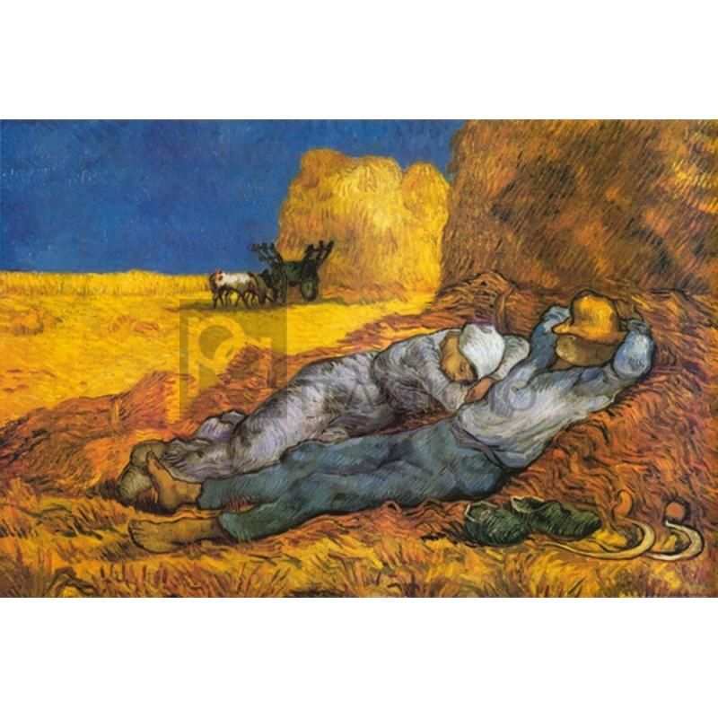 Vincent Van Gogh - Il riposo