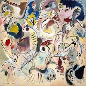 Wassily Kandinsky - Sketch 160A