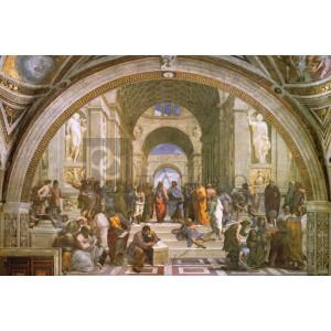 Rafaello Sanzio - La scuola di Atene