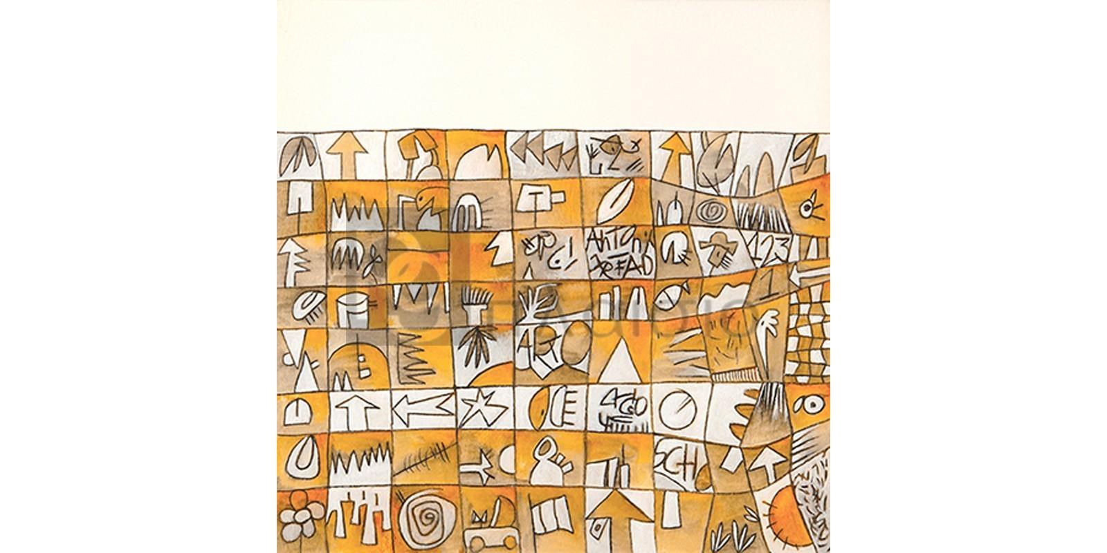 Vittorio Teruzzi - Senza Titolo III (Artaud)