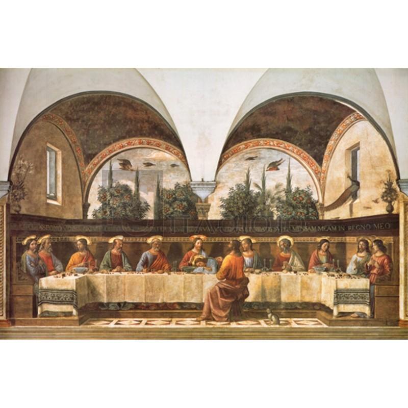 Ghirlandaio Domenico - Hush II