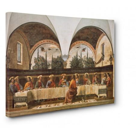 Ghirlandaio Domenico - L' ultima cena