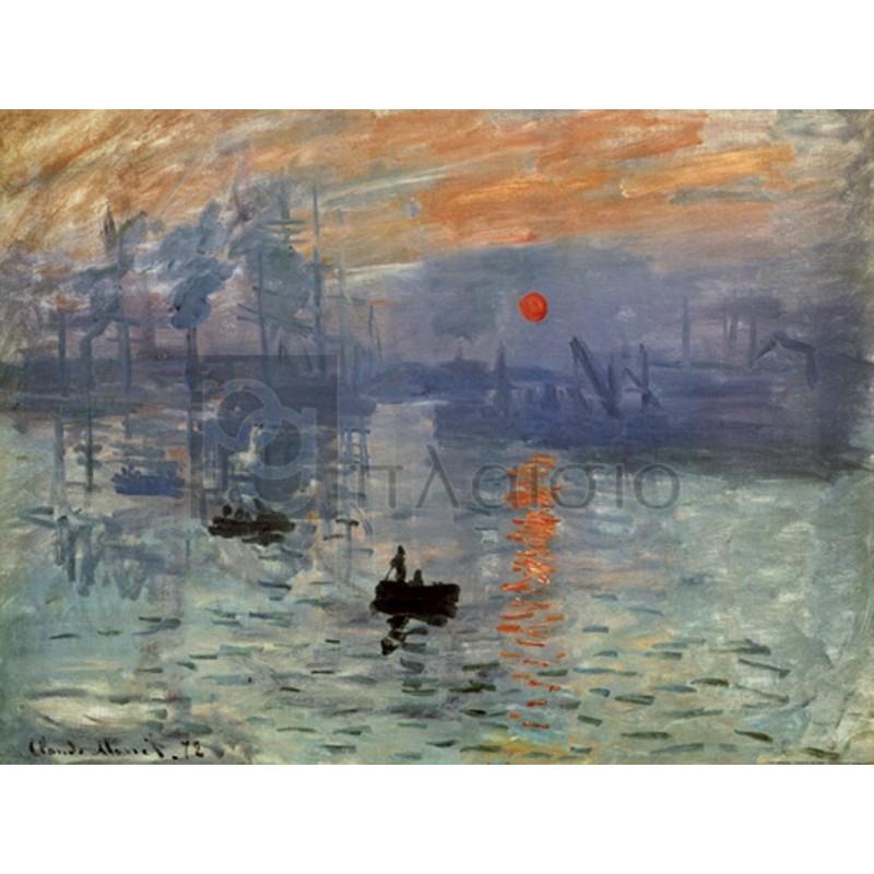 Claude Monet - Impressionismo levar del sole
