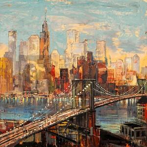 Luigi Florio - Sera su Manhattan