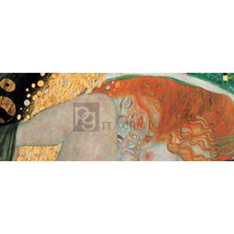 Gustav Klimt - Danae (detail)