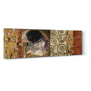 Gustav Klimt - Klimt Deco (The kiss)