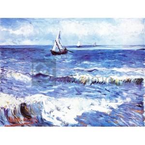 Vincent Van Gogh - Pasaggio marino
