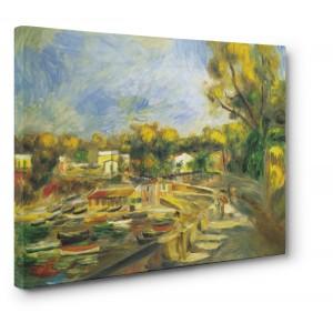 Renoir Pierre Auguste - Paysage a cagnes