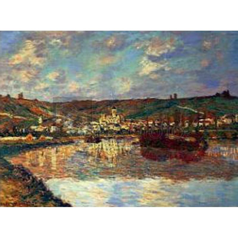 Claude Monet - Hush II