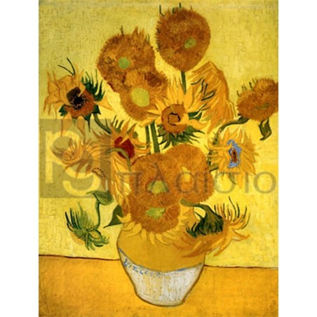Vincent Van Gogh - I girasoli